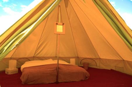 Blue Bell Tents & Camp Bestival 2017 - Camping - Blue Bell Tents
