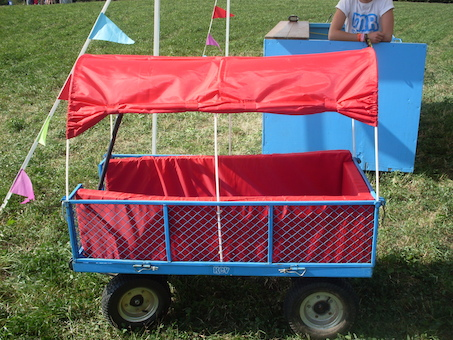 Camp Bestival 2018 Camping Mr Trolley S Trolley Hire