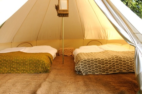 On arrival guests will check-in with their friendly team at the Blue Bell Tent reception where they will issue Boutique C&site wristbands providing ... & Camp Bestival 2017 - Camping - Blue Bell Tents