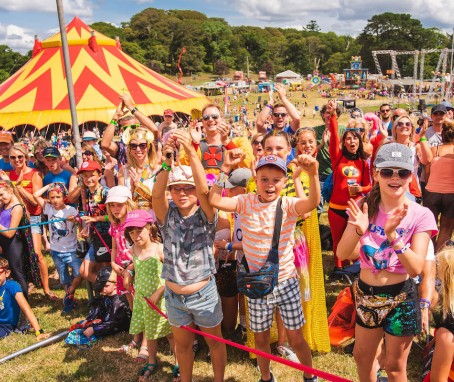 Camp Bestival 2019 - Home